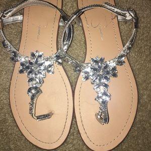 Jessica Simpson sandals. Brand new